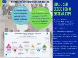 SYSTIMA EDUCACAO - Academia ERP Essencial