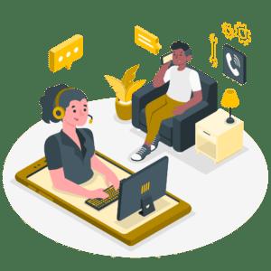 SYSTIMA EDUCACAO - Ambiente de Call center-amico