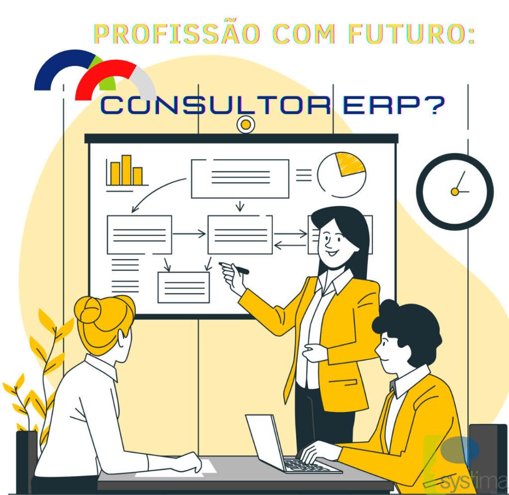 SYSTIMA EDUCACAO - Como é a Carreira de um Consultor ERP O Consultor faz o que